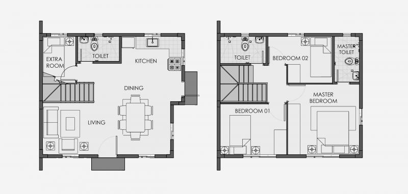 dana floor plan