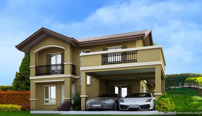 greta camella homes