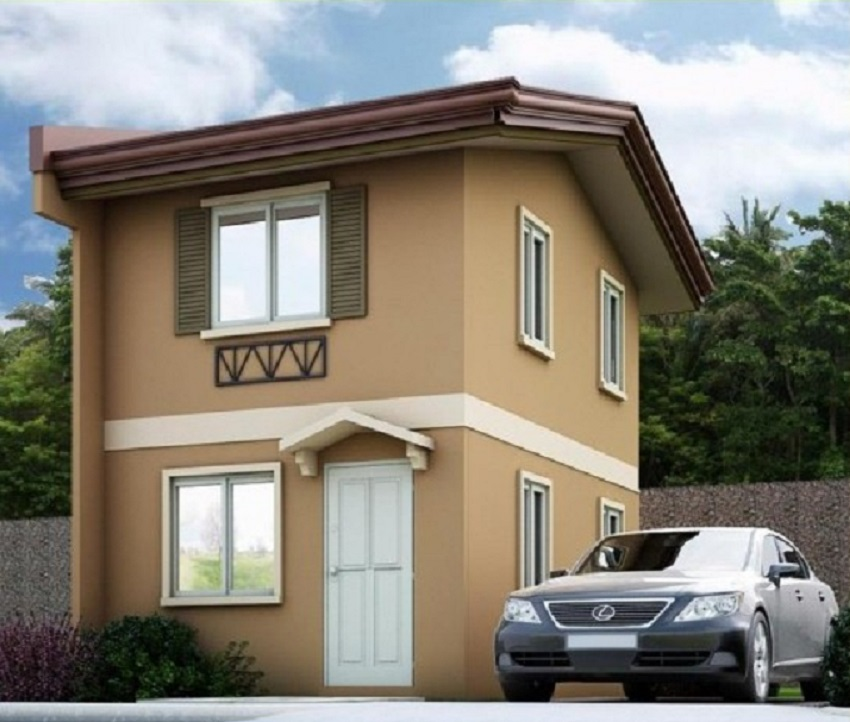 mika camella homes