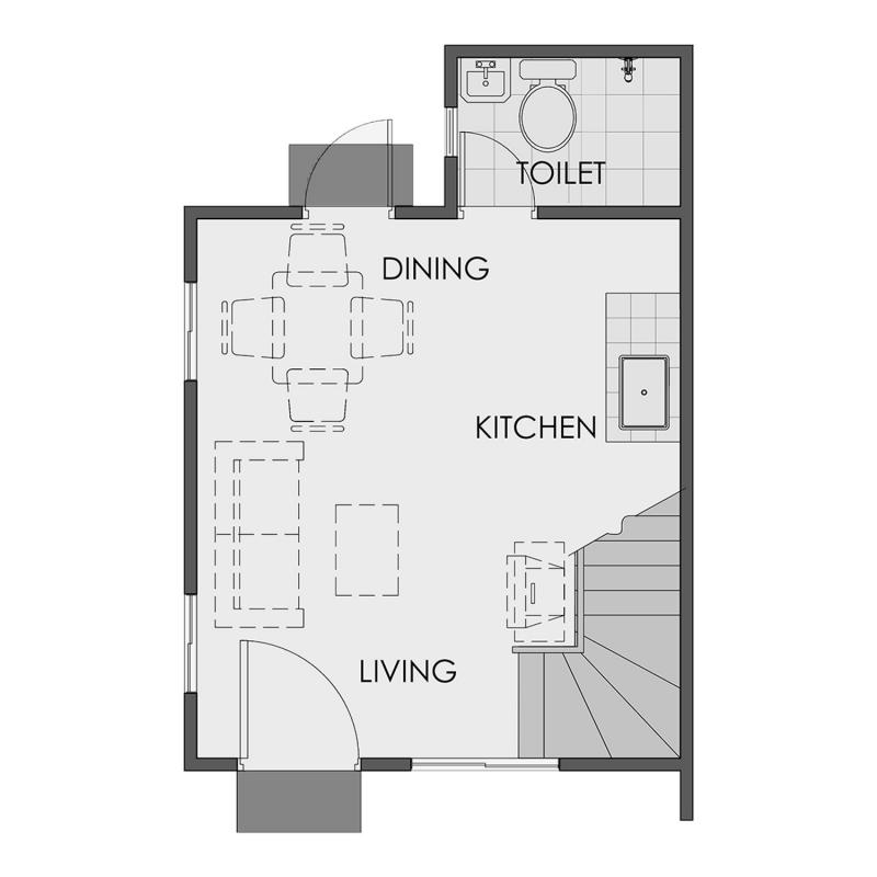 ravena 1st floor plan