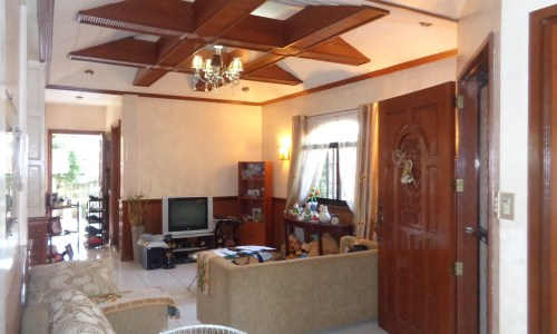 living room san vicente, butuan city