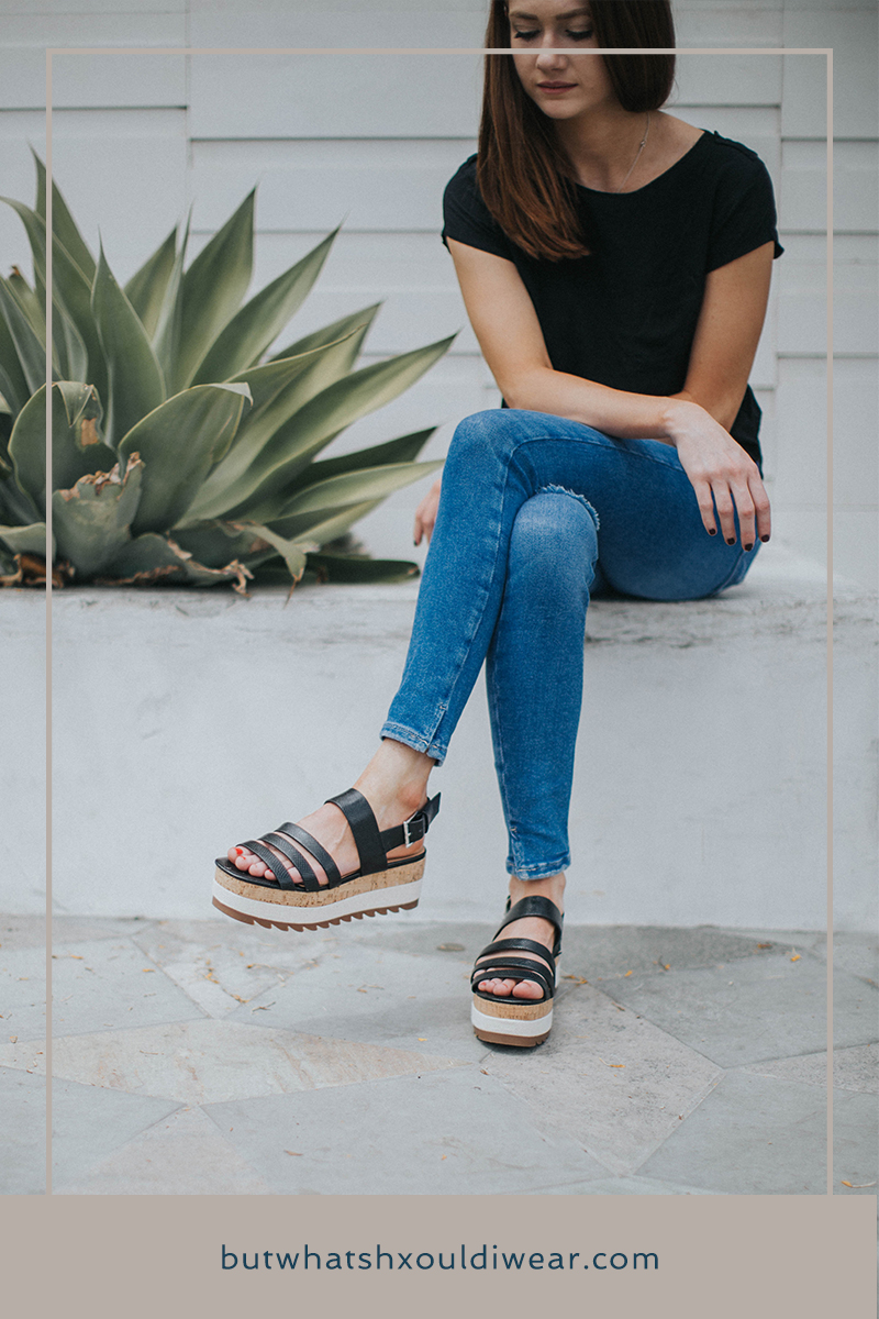 Best platform shoes and sandals for spring but what should i wear