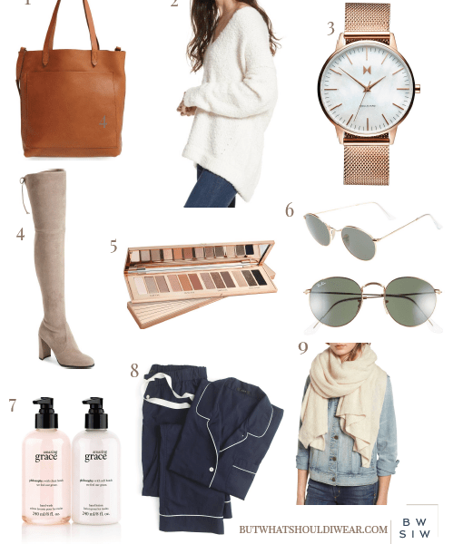 Holiday gift guide for her - women