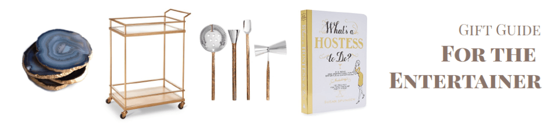 gift guide for THE ENTERTAINER OR HOTESS - KITCHEN