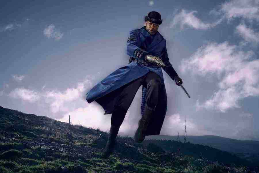 Sherman Augustus as Moon - Into the Badlands