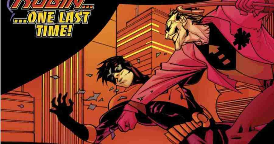 Batman Beyond #28 - But Why Tho?