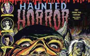 Haunted Horror Volume 7