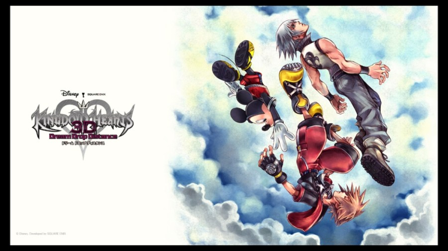 Kingdom Hearts Dream Drop Distance - But Why Tho?