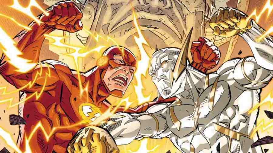 The Flash Annual #2 - But Why Tho?