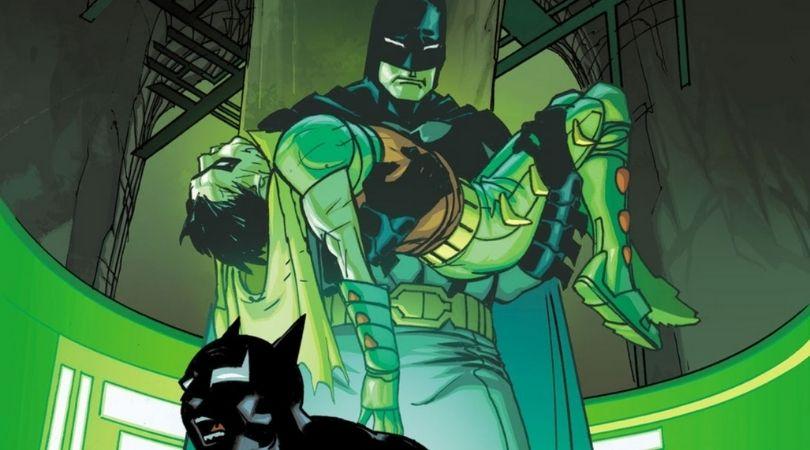 Batman Beyond#29