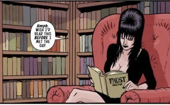 Elvira: The Shape of Elvira, #1