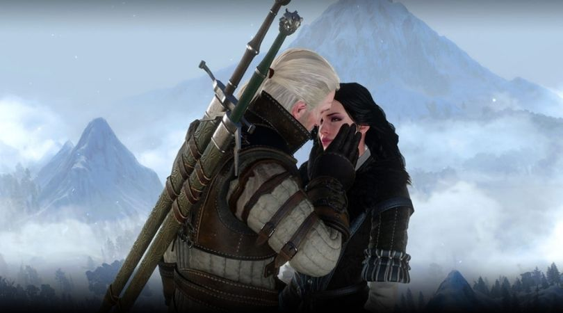 Five Best Couples in Video Games