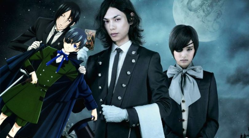 Black Butler - But Why Tho