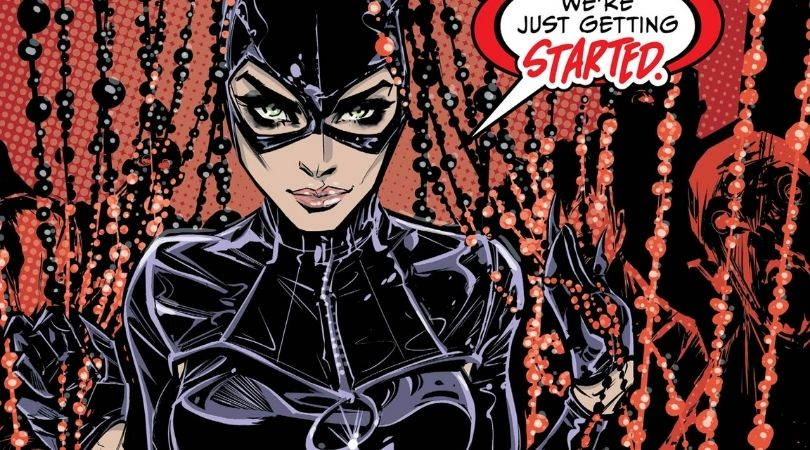 Catwoman #11