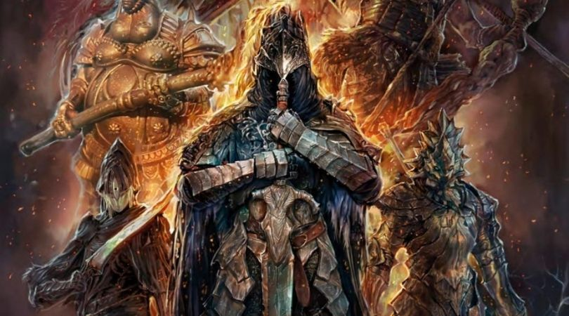 Dark Souls: The Age of Fire Trade Paperback