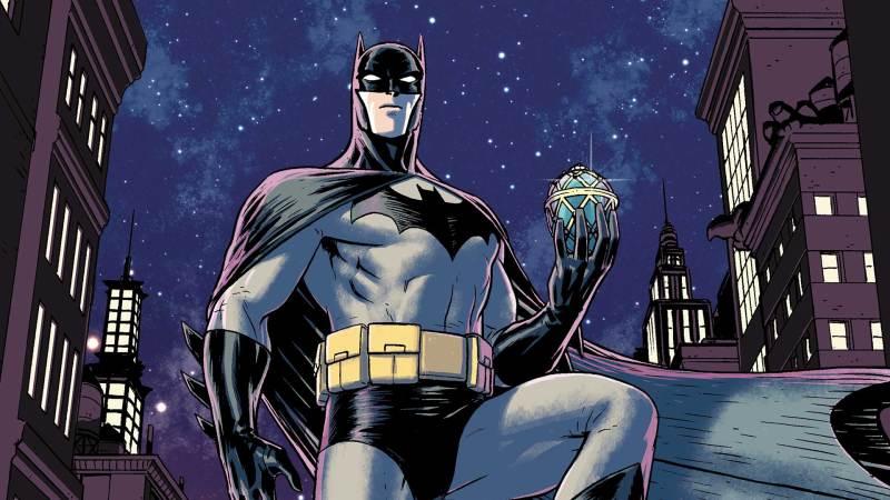 Batman Universe Walmart