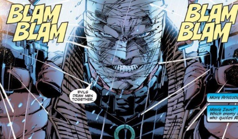 Batman: Hush Batman graphic novels