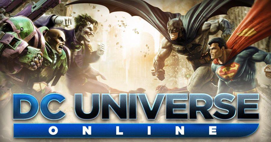 DC Universe Online Title Image