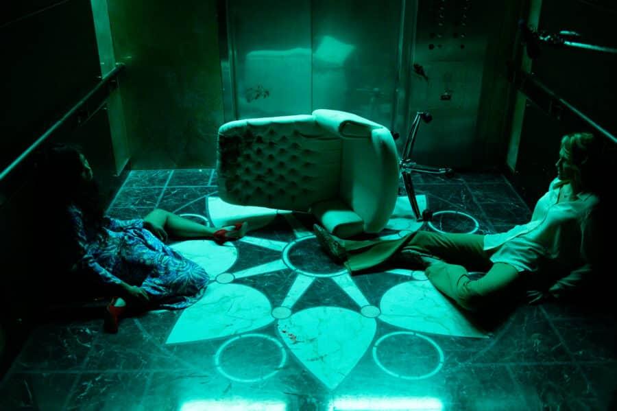 'Creepshow,' Episode 4 - The Companion / Lydia Layne's Better Half