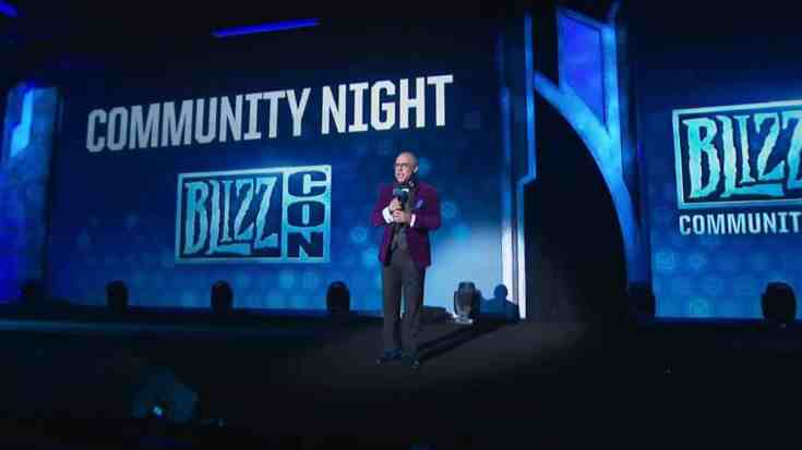 BlizzCon 2019 Community Night
