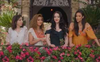The stars of Dollface Season 1