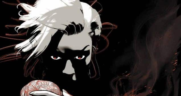 The Marked #3 Cover Art