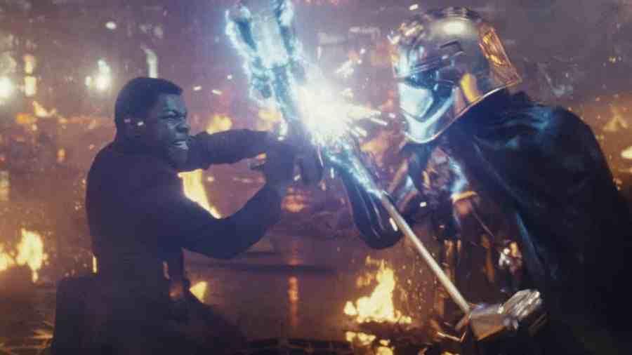 FInn - Sequel Trilogy Rise of the Skywalker