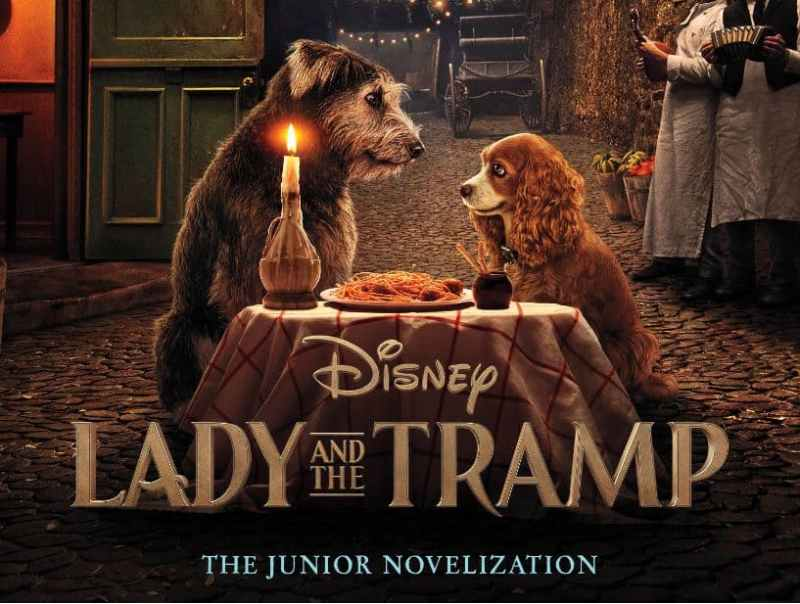 Lady and the Tramp Junior Novel