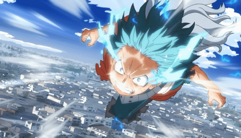 deku 1001My Hero Academia Season 4