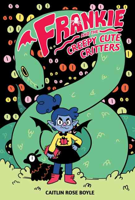 Oni Press' Frankie and the Creepy Cute Critters
