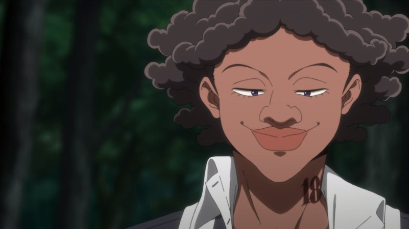 Anime with afro girl black 5 Notable