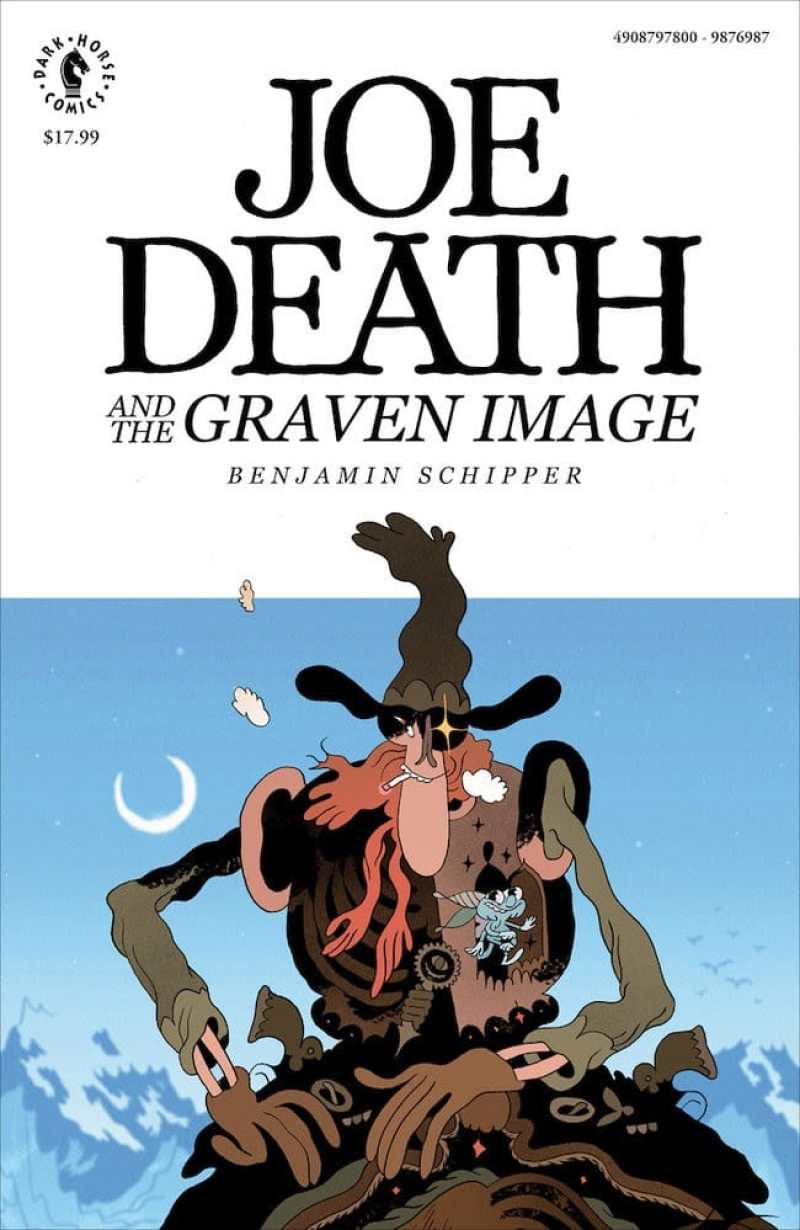 Joe Death and the Graven Image