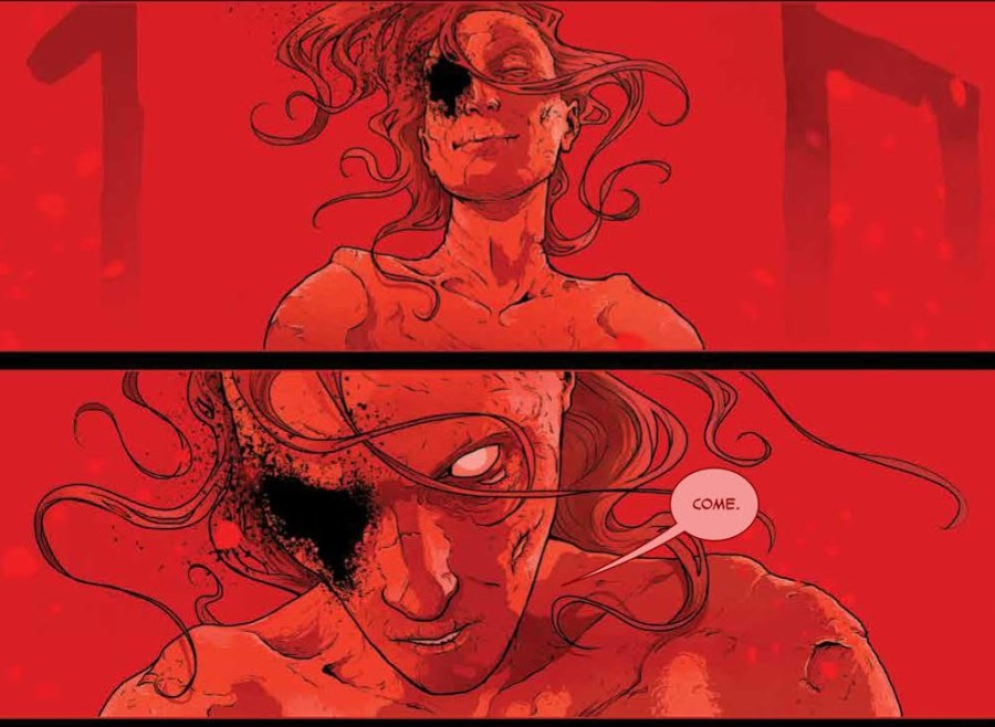 The Red Mother #4