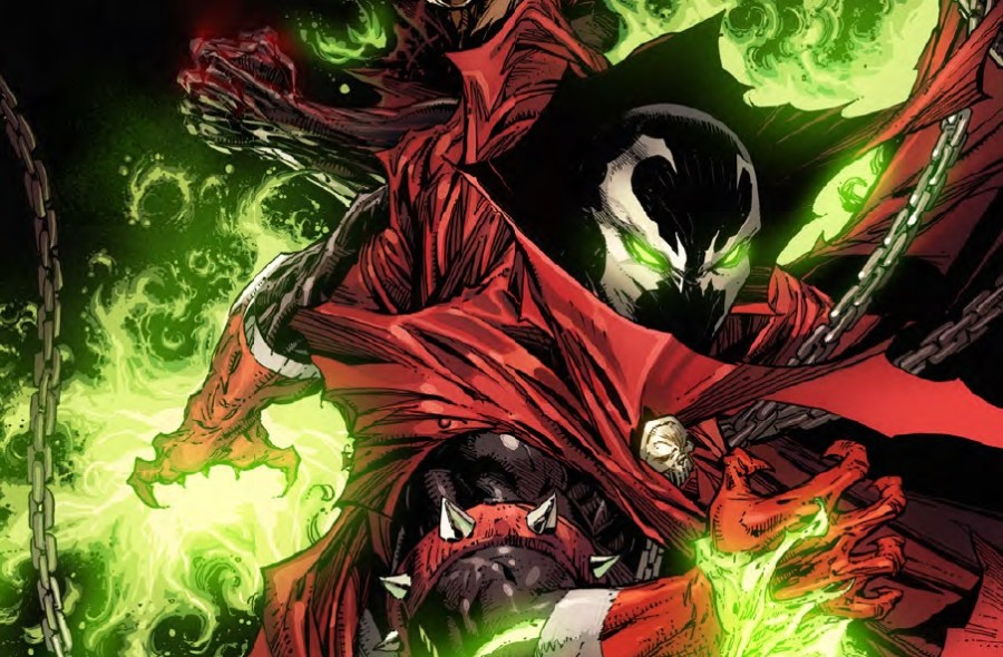 Spawn 306 Cover
