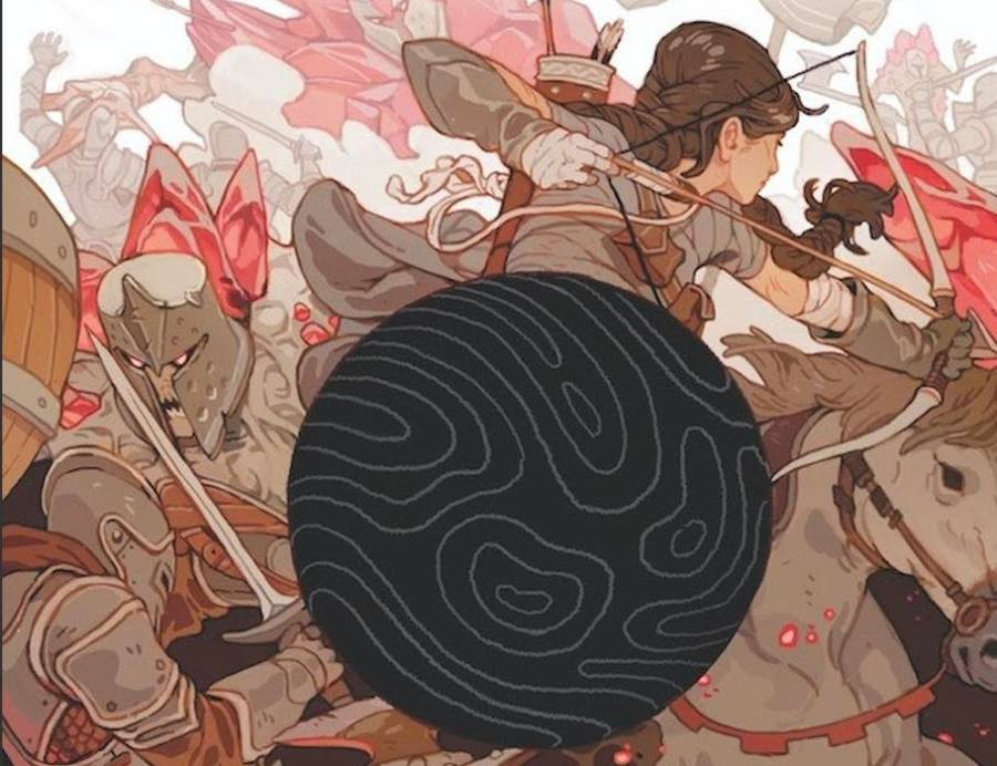 BIOWARE: STORIES AND SECRETS FROM 25 YEARS OF GAME DEVELOPMENT and DRAGON AGE: THE FIRST FIVE GRAPHIC NOVELS