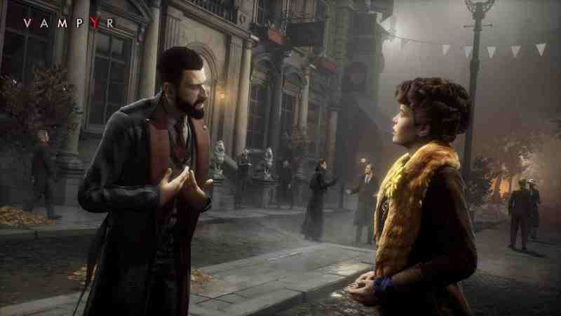 Vampyr Pandemic Related Game
