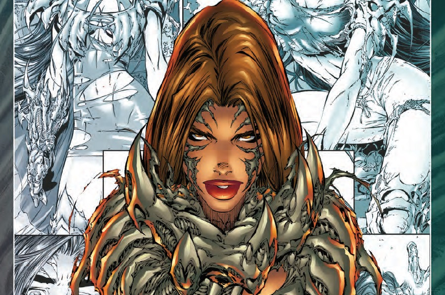 Witchblade complete collection cover
