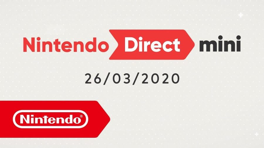 Logo for the Nintendo Direct Mini