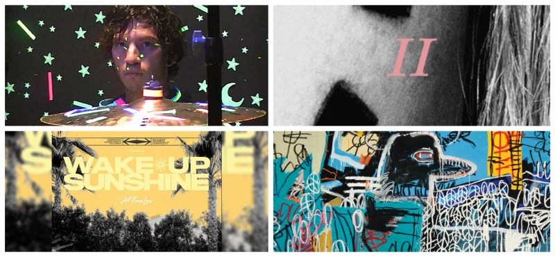 What to Listen to in April