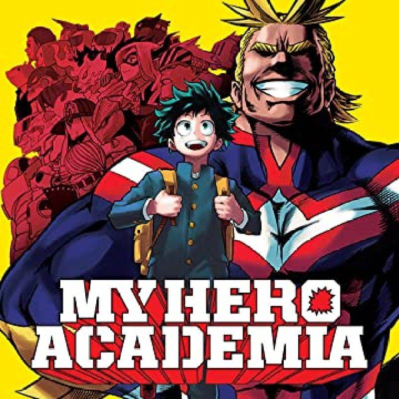 ComiXology My Hero Academia