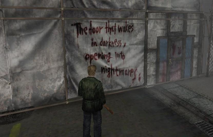Silent Hill psychological horror