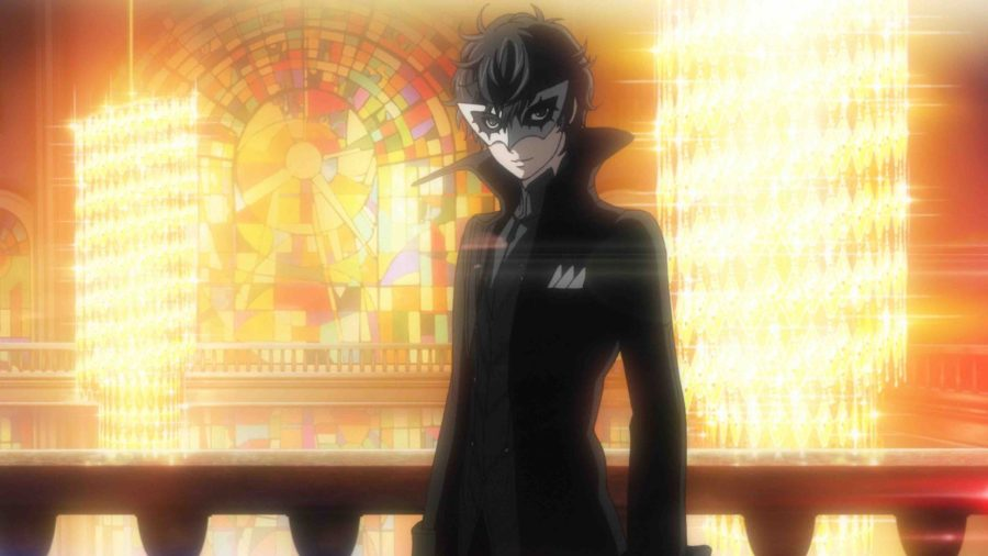 Joker in Persona 5 Royal