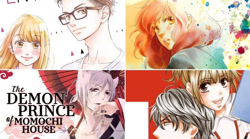 Nice romance manga