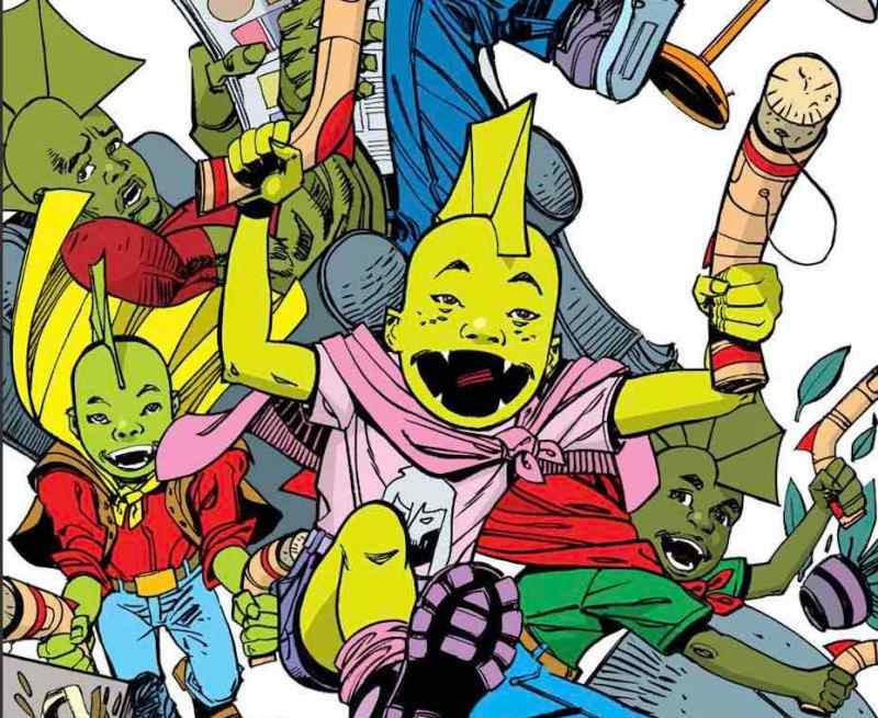 Eye-popping Walt Simonson, Frank Cho, Erik Larsen & Ryan Ottley Covers for Highly Anticipated Savage Dragon #250