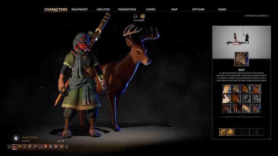 A Ranger in Waylanders