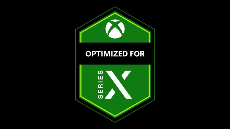 Optimized for Xbox Series X