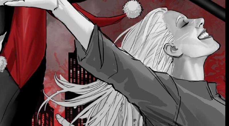 Harley Quinn: Black, White and Red #1