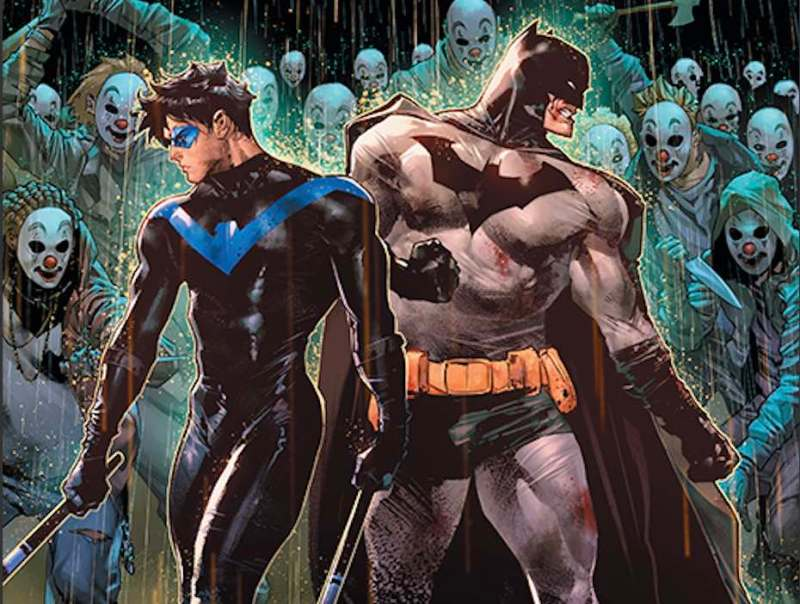 Batman #98 and #99