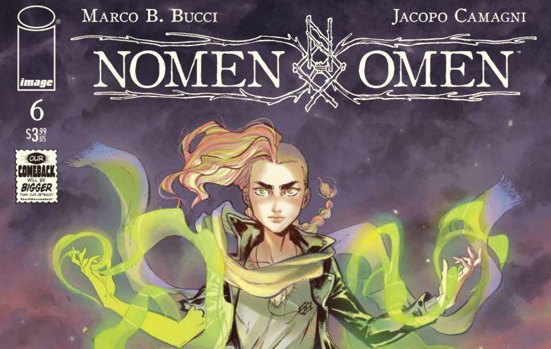 Nomen Omen #6