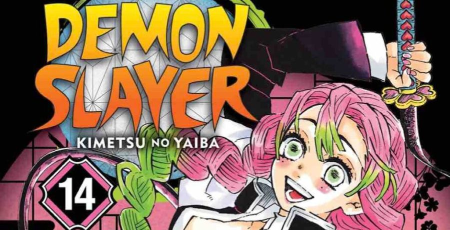 Demon Slayer Volume 14